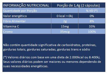 Quitosana + Psyllium - Emagrecedor | Original | 700mg - 03 Potes  - Natural Show - Produtos Naturais, Suplementos e Cosméticos