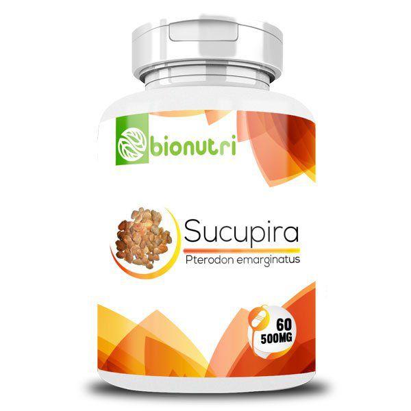 Sucupira - Original - 500mg - 60 cápsulas  - Natural Show - Produtos Naturais, Suplementos e Cosméticos