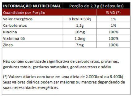 Testomaster - Estimulante Sexual - 01 Pote (Original)  - Natural Show - Produtos Naturais, Suplementos e Cosméticos