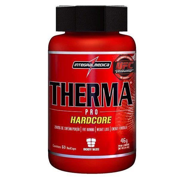 Therma Pro Hardcore (60 cápsulas) - Integralmedica  - Natural Show - Produtos Naturais, Suplementos e Cosméticos