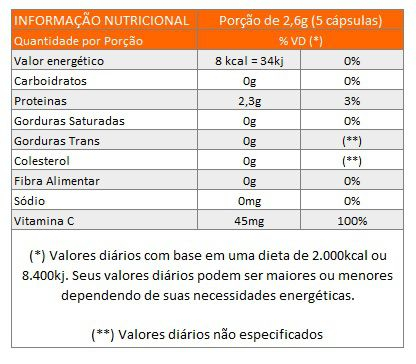 Verisol Original Bio Colágeno TIPO II -520 mg - 05 Potes  - Natural Show - Produtos Naturais, Suplementos e Cosméticos
