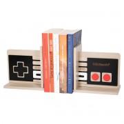 Aparador de Livros Controle Nintendo Famicom Presente Geek