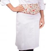 Avental de Cintura Chef de Cozinha Hora do Café - Wp