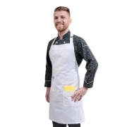 Avental de Cozinha Corpo Inteiro Garçom Profissional - Wp