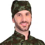 Bandana Camuflada Chef de Cozinha Exército Brasileiro