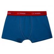 Cueca Boxer Infantil Cotton Algodão Criança 2 a 8 Upman