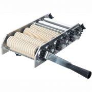 Cilindro Multimassas Cortador de Talharim e Espaguetes - Rolos Cromados