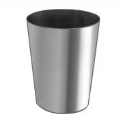 Copo de Tereré Aço Inox Sucos e Drinks 300ml Cone - Wp Connect
