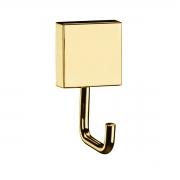 Gancho Simples Dourado Fixação Por Parafusos - Wp Connect