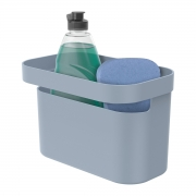 Organizador de Pia Vidro de Detergente e Esponja Trium - Ou