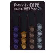 Porta Cápsulas de Mesa Depois do Café Compatível Com Nespresso
