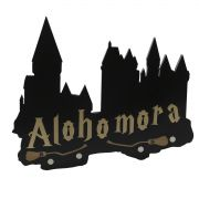Porta Chaves Alohomora Decorativo Com Ímãs Harry Potter
