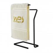 Porta Toalha de Mão para Bancada Preto Fosco - Wp Connect