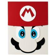 Quadro Super Mario Bros Decorativo em MDF Quarto Parede