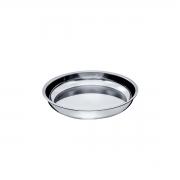 Saladeira Tigela Pequena Multiuso em Aço Inox 17,5cm - Wp Connect