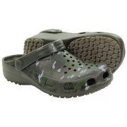 Sapato Babuche Para Pescador Antiderrapante - Camuflado