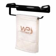 Toalheiro de Rosto com Base Porta Objetos Preto - Wp Connect