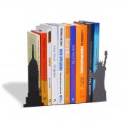 Suporte Aparador de Livros Bibliocanto New York City - Wp