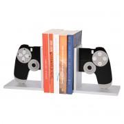 Suporte Aparador de Livros Controle Sony Playstation Presente Geek