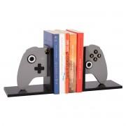 Aparador de Livros e Jogos Controle Xbox em MDF Presente Geek