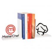 Aparador de Livros Master Chef Bibliocanto em MDF Para Presente