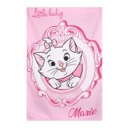 Toalha de Banho Infantil Felpuda Gatinha Marie 115x70 - Wp