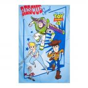 Toalha de Banho Infantil Felpuda Toy Story 115x70 - Wp