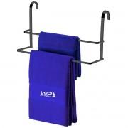 Toalheiro Duplo de Box 45cm Porta Toalhas de Banho Banheiro