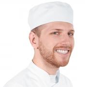 Touca Tipo Boina Chef de Cozinha Profissional - Wp Connect