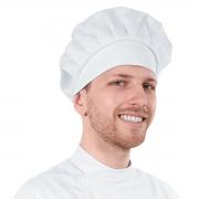 Touca Tipo Gorro Unissex Para Clínicas Chef de Cozinha