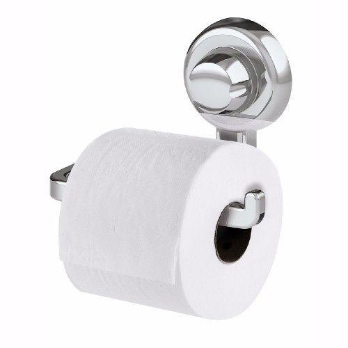 Kit Para Banheiro 2 Peças Saboneteira + Papeleira Em Abs