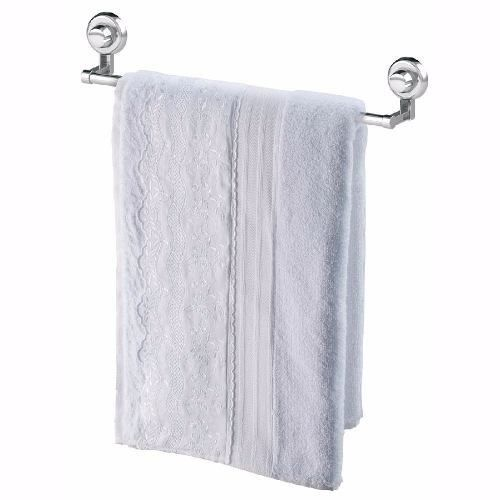 Ganho Cabide + Toalheiro Reto, Argola P/ Organizar Banheiro