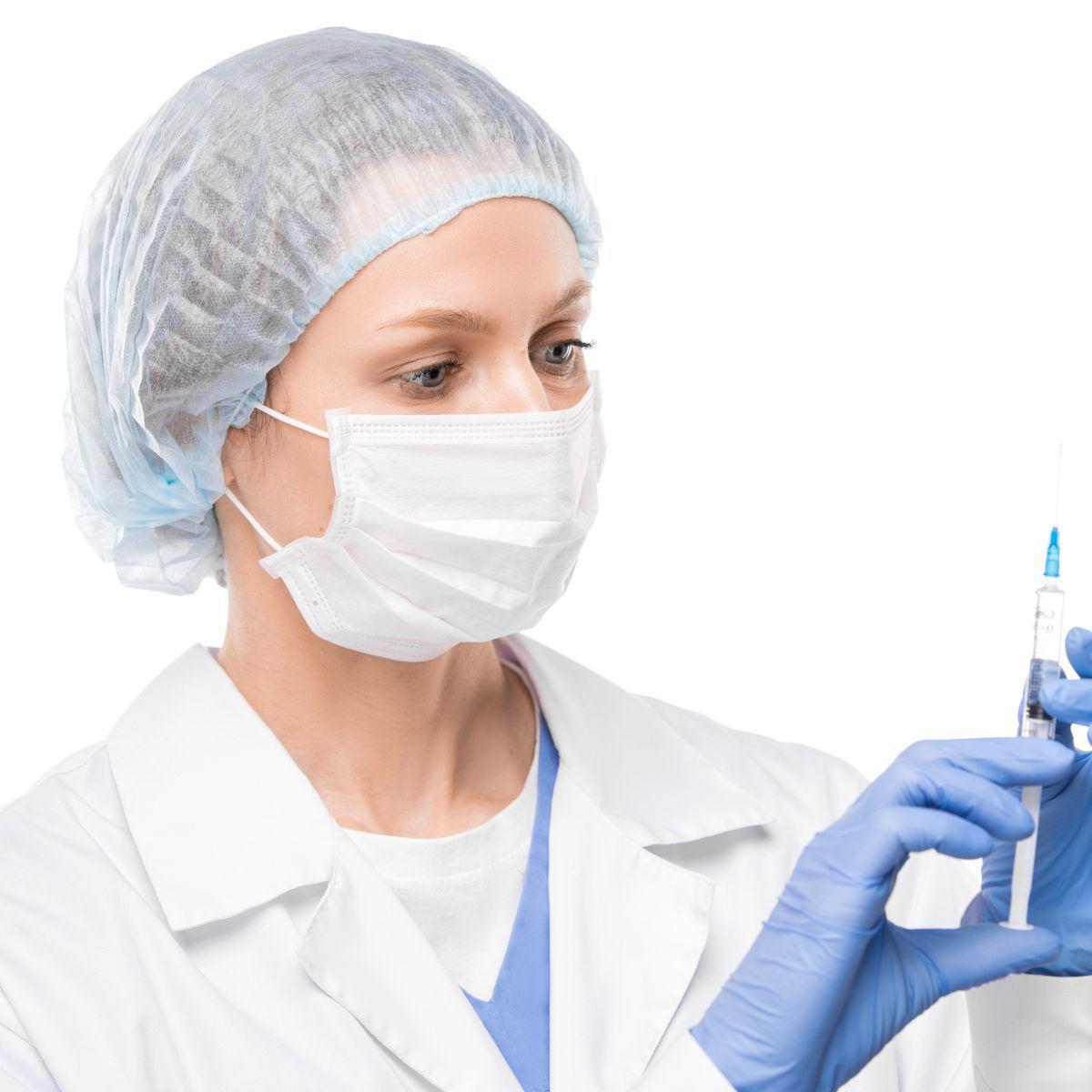 50 Massacras de Proteção Cirurgia Contra Bactérias Tnt 5 camadas