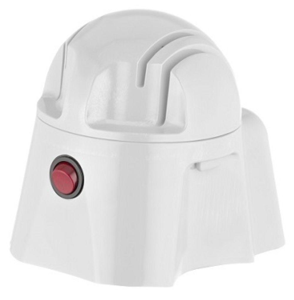 Afiador Amolador de Facas Gourmet Elétrico - Branco