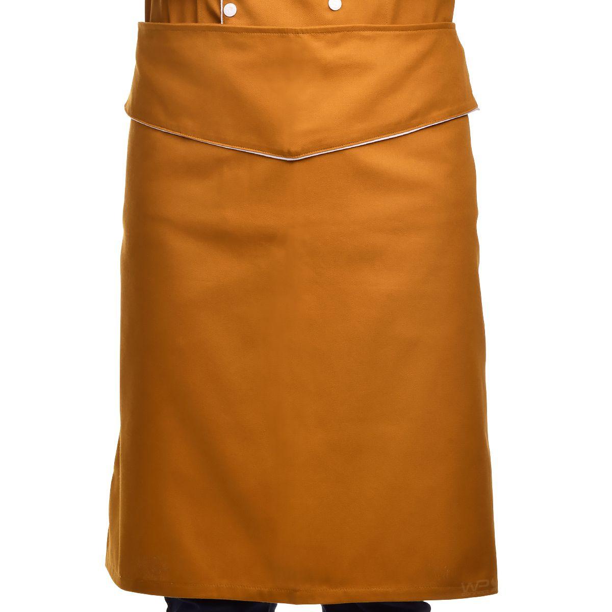 Avental de Cintura Chef de Cozinha Terracota