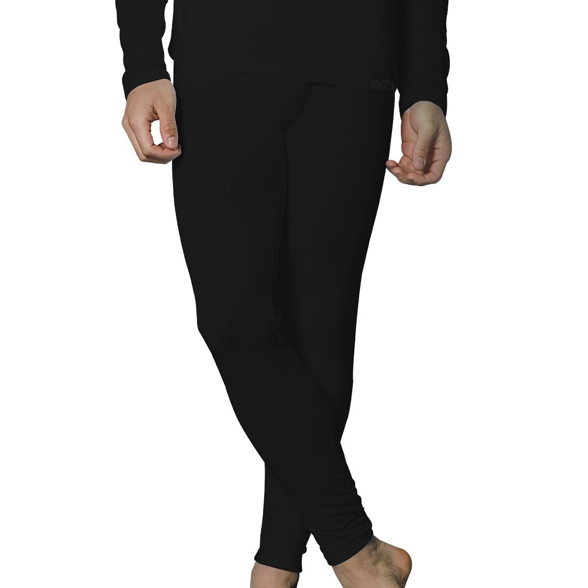 Calça Térmica Masculina Segunda Pele Long John Fitness