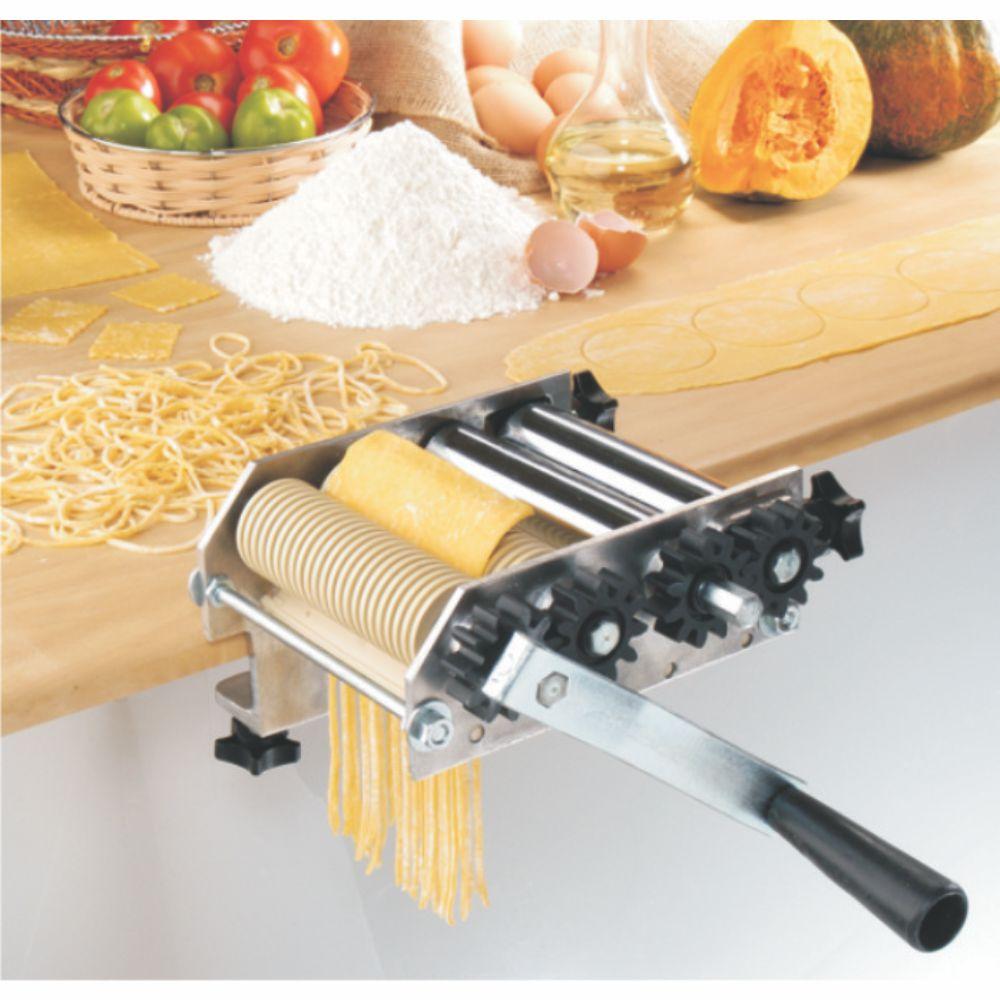 Cilindro Multimassas Cortador de Espaguete -  Rolos Cromados