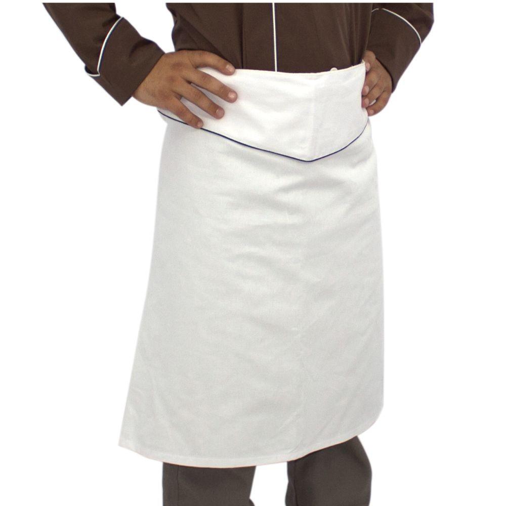 Conjunto Especial Chef de Cozinha 4 Toucas e 4 Aventais