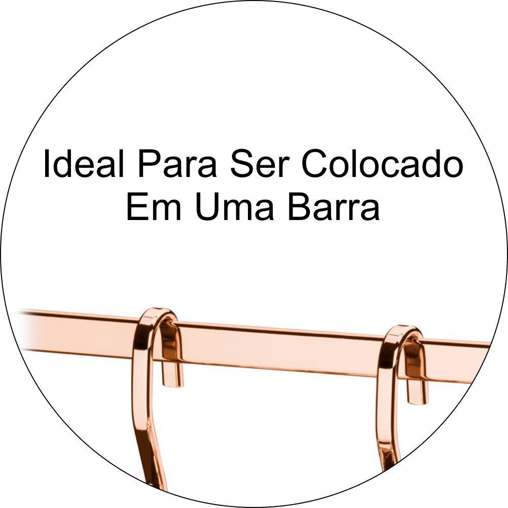Conjunto Para Barra Cozinha Porta Temperos Prateleira Dupla
