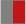 cinza / vermelho