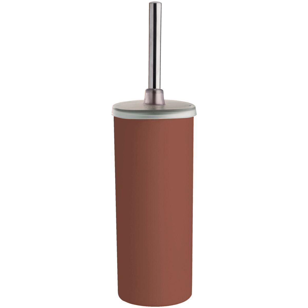 Escova Sanitária de Banheiro Modelo Gota Com Suporte Higiênico