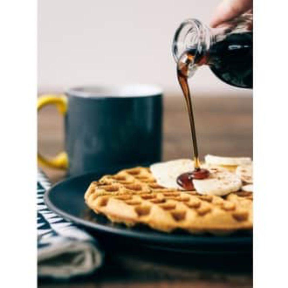 Forma Para Fazer Waffles No Fogão - Waffleira