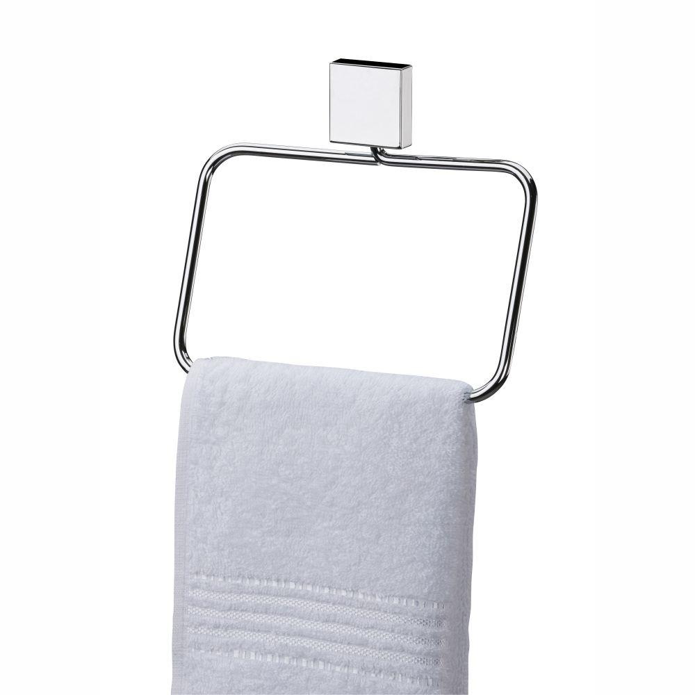 Kit Acessórios Banheiro Toalheiros Gancho Fixação Parafuso