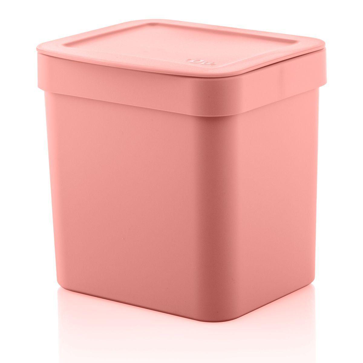 Lixeirinha de Pia Trium 4,7 Litros Cozinha Banheiro - Cores