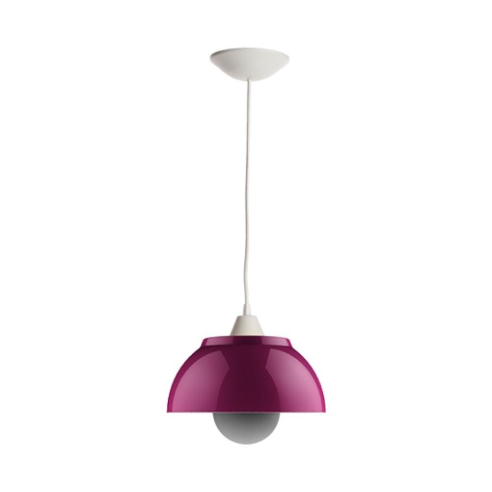Luminária de Teto Portinari Ambiente Aconchegante - Rosa