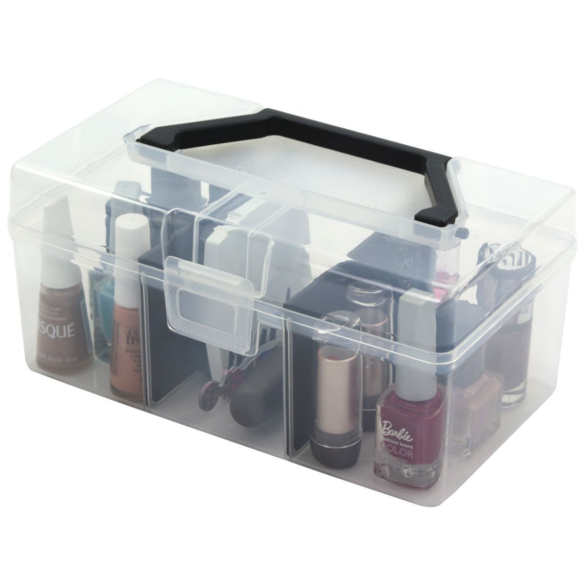 Maleta Organizadora Para Esmaltes Manicure Maquiagem