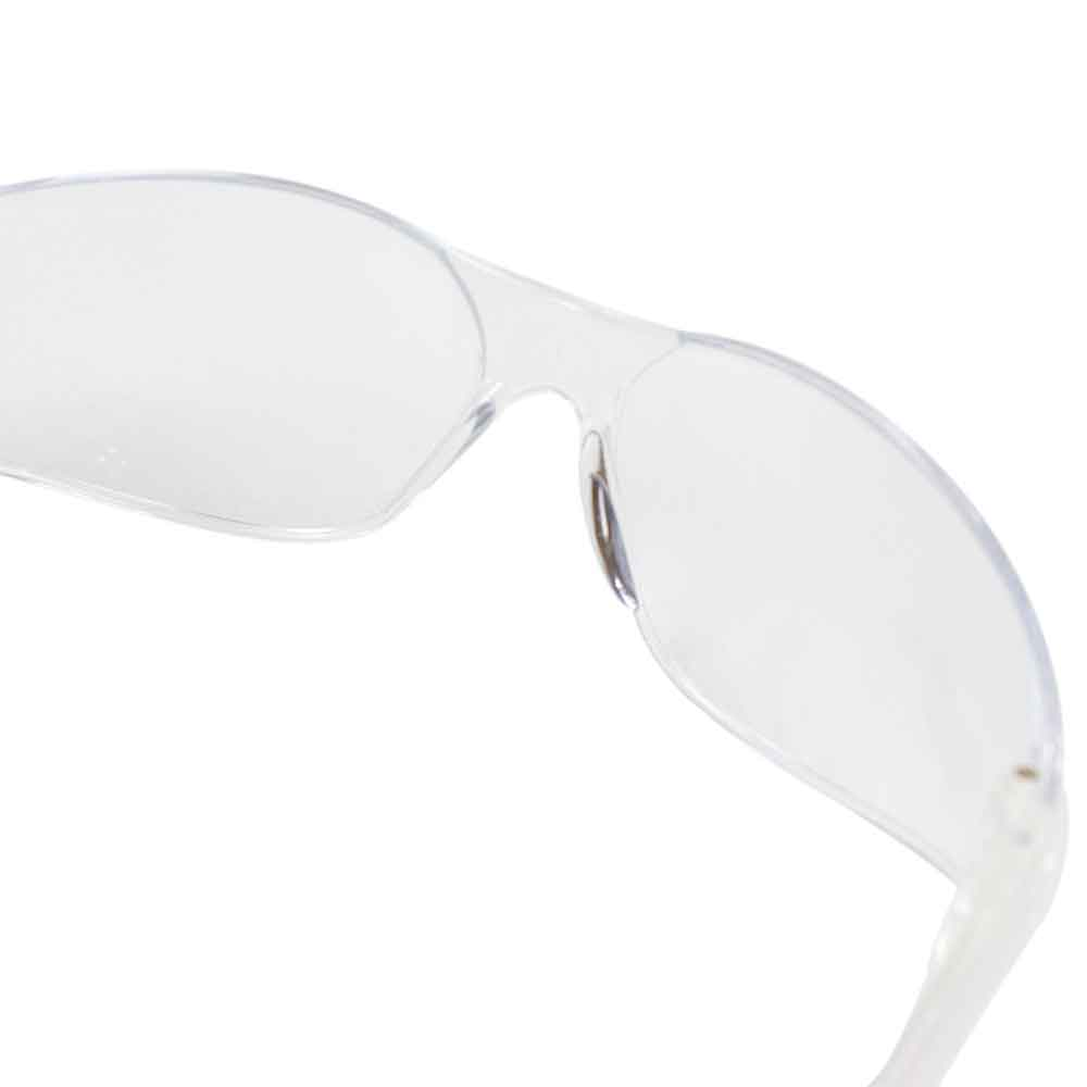 Óculos de proteção Leopardo Incolor