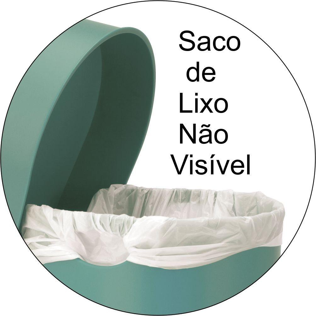 Organizador de Pia P/ Sabão Detergente Com Lixeira 3,5 Litros