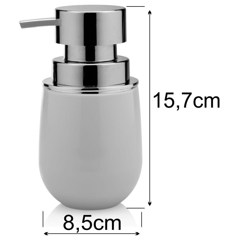 Organizadores Banheiro Bancada Porta Escova Sabonete Algodão