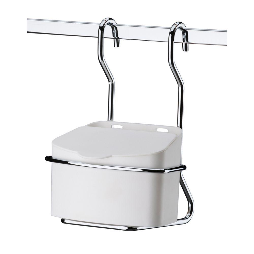 Kit Home Cozinha Suspensa  4 Peças Com Barra